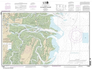 Picture of 11508 - Altamaha Sound Nautical Chart
