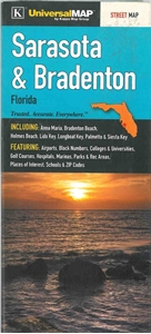 Picture of Sarasota, Bradenton, FL street map