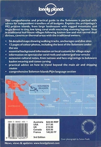 Picture of Lonely Planet Solomon Islands Travel Guide