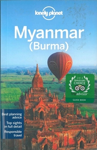 Picture of Lonely Planet Myanmar