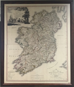 Picture of Ireland in 1792