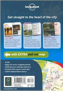 Picture of Lonely Planet Pocket Tokyo Travel Guide