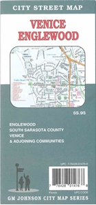 Picture of Venice & Englewood, FL street map