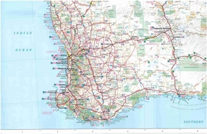 Picture of HEMA - Western Australia State Map