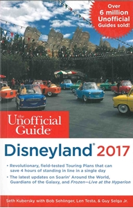 Picture of Unofficial Guide Disneyland 2017