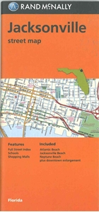 Picture of Jacksonville, FL street map