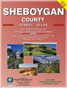 Picture of Sheboygan County Street Atlas (2016 Edition)