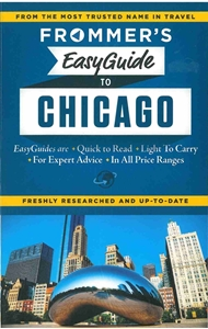 Picture of Frommer's Chicago EasyGuide