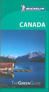 Picture of Michelin Green Guide - Canada