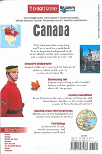 Picture of Insight Guide: Canada
