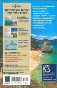 Picture of Lonely Planet New Zealand's North Island Travel Guide