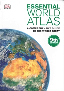 Picture of DK Essential World Atlas