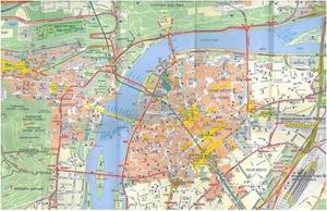 Picture of International Travel Maps - Prague & Western Czech Republic
