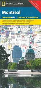 Picture of Montreal Destination Map