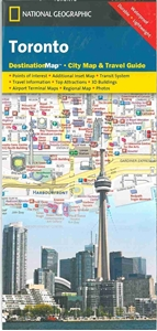 Picture of Toronto Destination Map