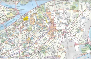 Picture of International Travel Maps - Russia West & Saint Petersburg