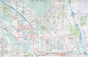 Picture of CCCMaps - Calgary