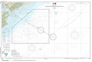 Picture of 11528 - Charleston Harbor Entrance And Approach Nautical Chart