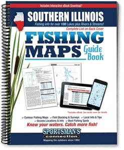 Picture of Southern Illinois Fishing Map Guide