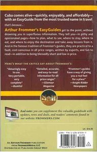 Picture of Frommer's Cuba EasyGuide