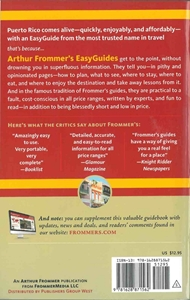 Picture of Frommer's Puerto Rico EasyGuide