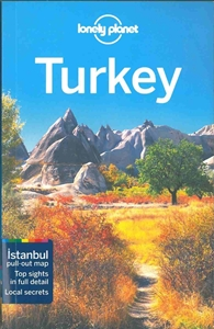 Picture of Lonely Planet Turkey Travel Guide