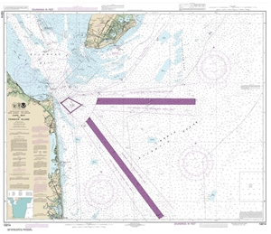Picture of 12214 - Cape May To Fenwick Island Nautical Chart