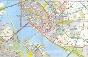 Picture of International Travel Maps - Latvia & Riga