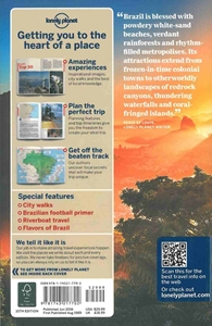 Picture of Lonely Planet Brazil Travel Guide