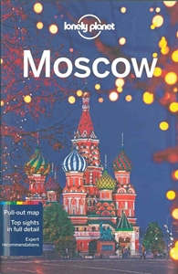 Picture of Lonely Planet Moscow Travel Guide