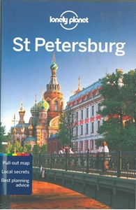 Picture of Lonely Planet St. Petersburg Travel Guide