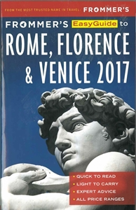 Picture of Frommer's Rome, Florence & Venice EasyGuide