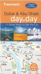 Picture of Frommer's Dubai & Abu Dhabi day By day