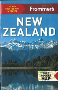 Picture of Frommers New Zealand Travel Guide