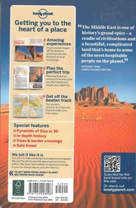 Picture of Lonely Planet Middle East Travel Guide