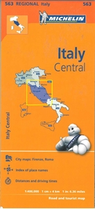 Picture of Michelin - Italy Central (563)