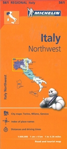 Picture of Michelin - Italy North West (561)