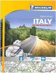 Picture of Michelin - Italy Tourist and Motoring Atlas