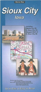 Picture of Sioux City, IA street map