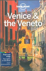 Picture of Lonely Planet Venice & the Veneto Travel Guide