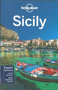Picture of Lonely Planet Sicily Travel Guide