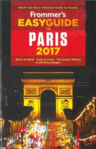 Picture of Frommer's Paris EasyGuide
