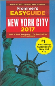 Picture of Frommer's New York City EasyGuide