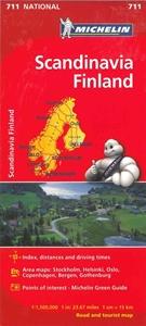Picture of Michelin - Scandinavia & Finland (711)
