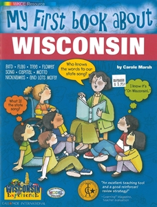 Picture of My First Book About Wisconsin