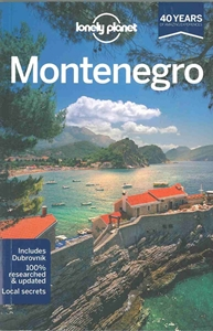 Picture of Lonely Planet Montenegro Travel Guide