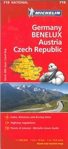 Picture of Michelin - Germany , Benelux , Austria , Czech Republic (719)