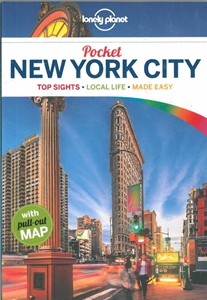 Picture of Lonely Planet Pocket New York City Travel Guide