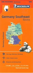 Picture of Michelin - Germany Southeast - Bavaria (546)