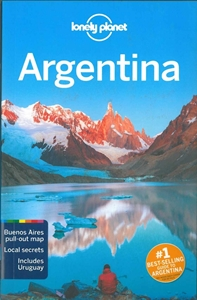 Picture of Lonely Planet Argentina Travel Guide